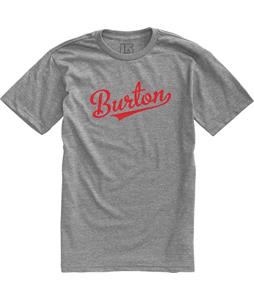 Burton All-Star T-Shirt Gray Heather