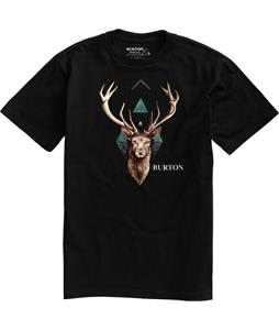 Burton Antler T-Shirt True Black