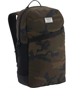 Burton Apollo Backpack Lowland Camo Herringbone 19L
