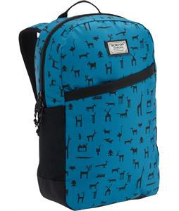 Burton Apollo Backpack Wallpaper Print 19L
