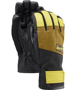 Burton Approach Under Gloves True Black/Hickory/Toxin