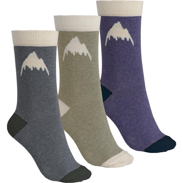 Burton Apres 3 Pack Socks