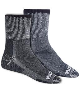 Burton Apres Wool 2 Pack Socks