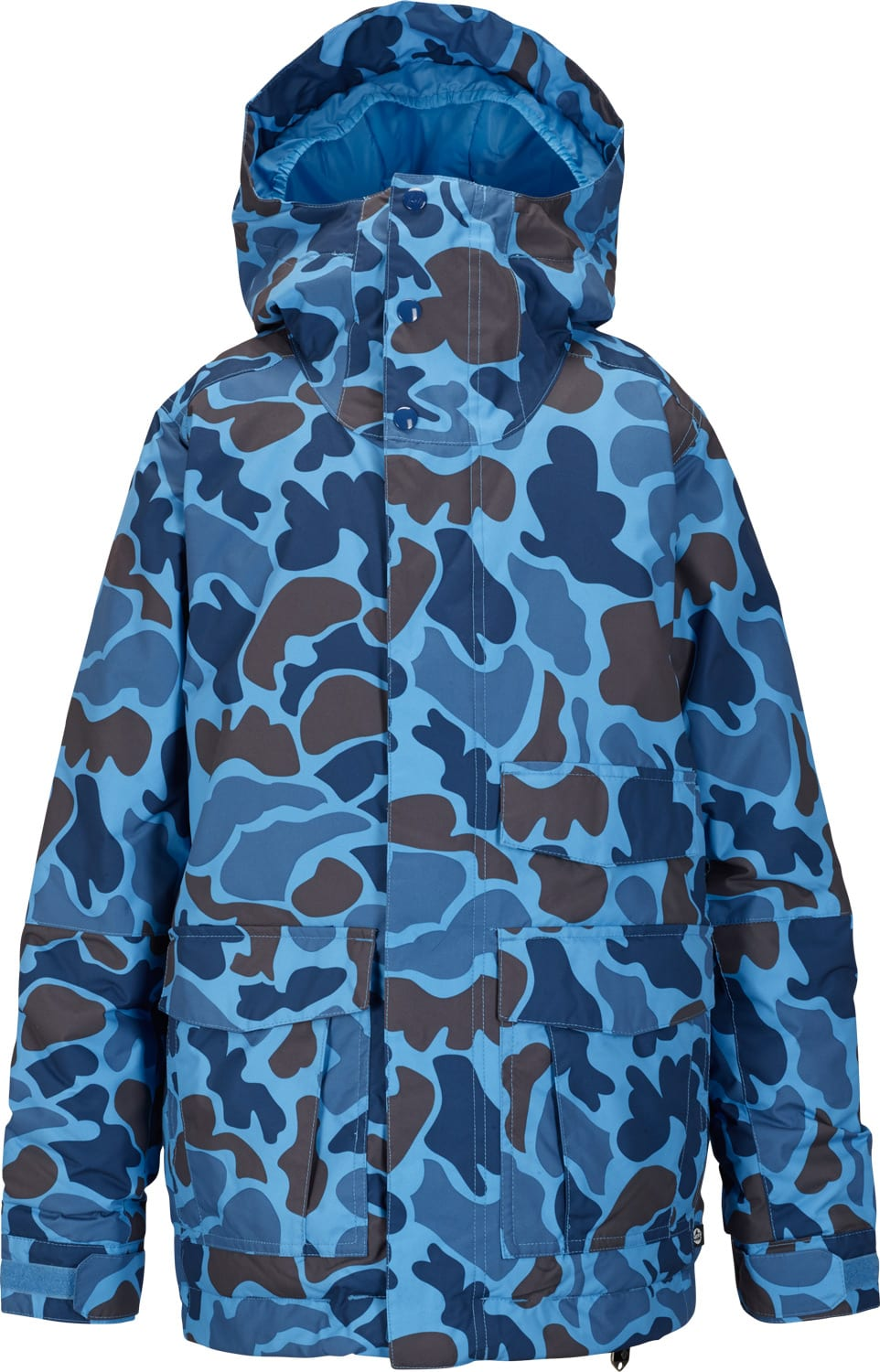On Sale Burton Atlas Snowboard Jacket Kids Youth Up To
