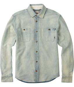 Burton Axel Fleece Shirt Dark Denim
