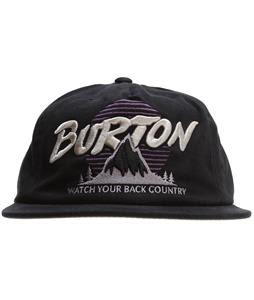 Burton Bagger Cap True Black