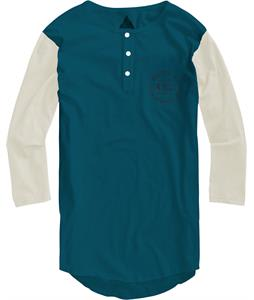 Burton Bar League Henley Baseball T-Shirt
