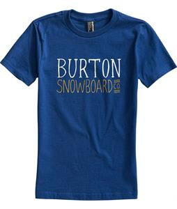 Burton Battery T-Shirt Royal