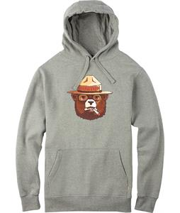 Burton Bearly Legal Pullover Hoodie