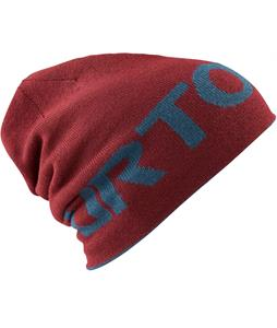 Burton Billboard Beanie Crimson/Team Blue