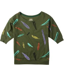 Burton Blair Shirt Pine Needle Heather Feather