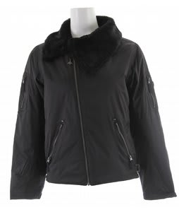Burton B By Burton Roosevelt Bomber Snowboard Jacket True Black