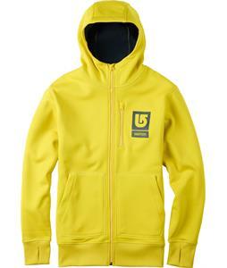 Burton Bonded Hoodie Empire Yellow
