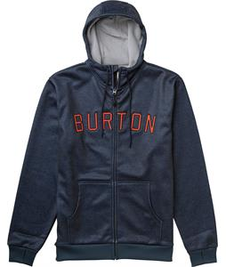 Burton Bonded Hoodie Eclipse Heather