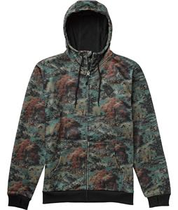 Burton Bonded Hoodie Loam Forest