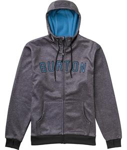 Burton Bonded Hoodie True Black Heather