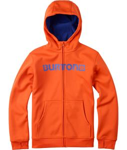 Burton Bonded Hoodie Red Orange