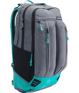 Burton Bravo Backpack Lagoon Heather 29L