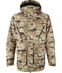 Burton Breach Snowboard Jacket Birch Camo