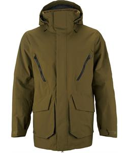 Burton Breach Snowboard Jacket Hickory