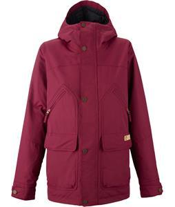 Burton Brighton Snowboard Jacket Sangria