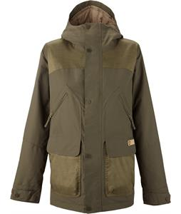 Burton Brighton Snowboard Jacket Wren/Heather Wren