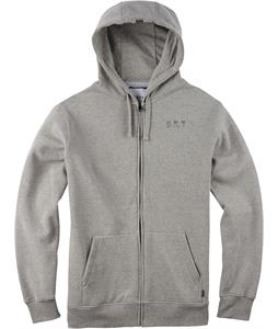 Burton BRTN Full-Zip Hoodie Gray Heather