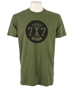 Burton Bullseye Slim Fit T-Shirt