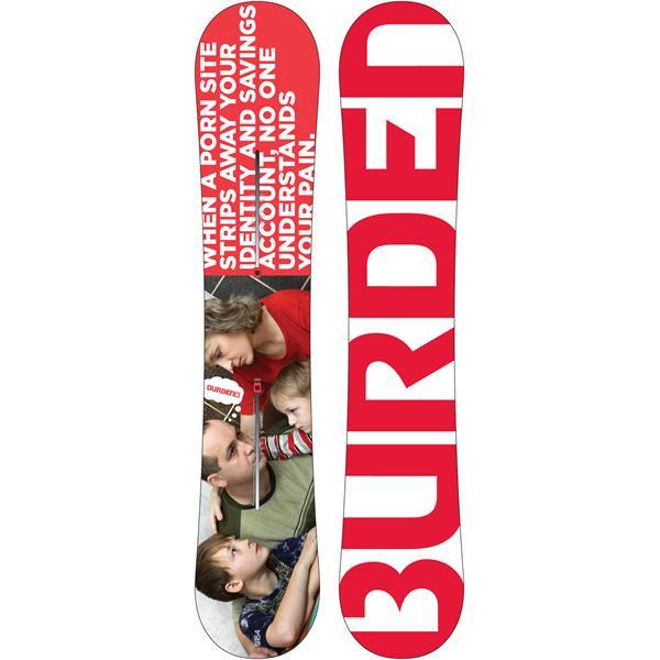 Burton Burden Blem Snowboard