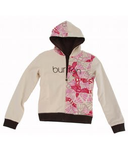 Burton Butterlove Hoodie Antique Ivory