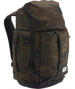 Burton Cadet Backpack Lowland Camo Herringbone 30L