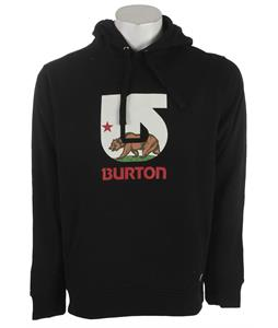 Burton California Flag Pullover Hoodie
