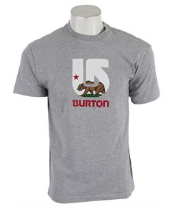 Burton California Flag T-Shirt