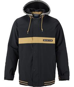 Burton Campus Snowboard Jacket True Black/Cork