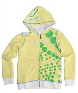 Burton Candy Cane Hoodie Rev-High C