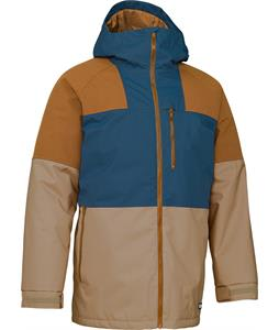 Burton Carbide Snowboard Jacket Cork/True Penny/Team Blue