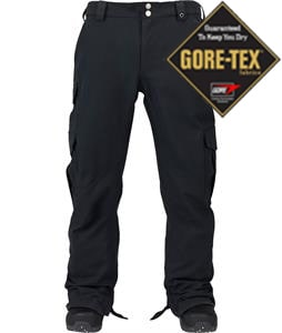Burton Cargo Gore-Tex Snowboard Pants True Black