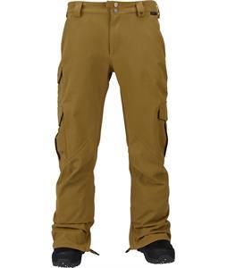 Burton Cargo Mid Fit Snowboard Pants Cork