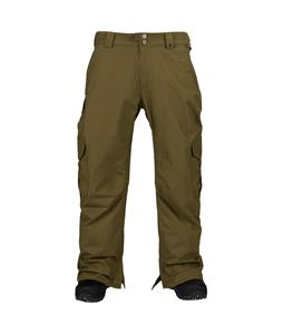 Burton Cargo Mid Fit Snowboard Pants Hickory