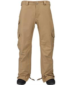 Burton Cargo Mid Fit Tall Snowboard Pants Cork