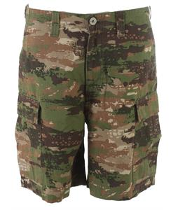 Burton Cargo Shorts Canvas Camo