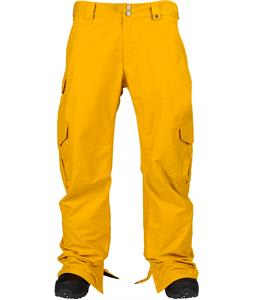 Burton Cargo Sig Fit Snowboard Pants Yolky