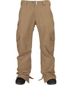 Burton Cargo Sig Fit Snowboard Pants Cork