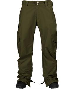 Burton Cargo Sig Fit Snowboard Pants Hickory