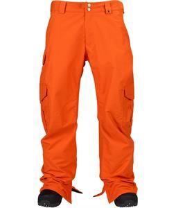 Burton Cargo Sig Fit Snowboard Pants Jersey Tan