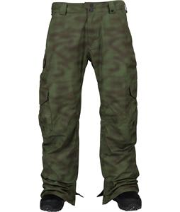 Burton Cargo Sig Fit Snowboard Pants Spray Camo