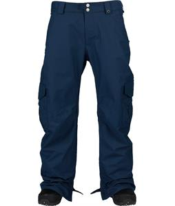 Burton Cargo Sig Fit Snowboard Pants Submarine