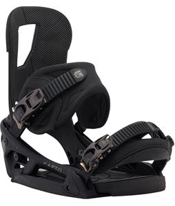 Burton Cartel Est Snowboard Bindings Black