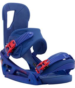 Burton Cartel Est Snowboard Bindings Super Blue