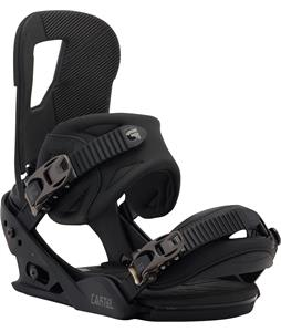 Burton Cartel Re:Flex Snowboard Bindings Black